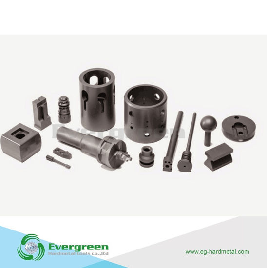 Tungsten Carbide Speical Wear Parts Based on Customer Request pictures & photos