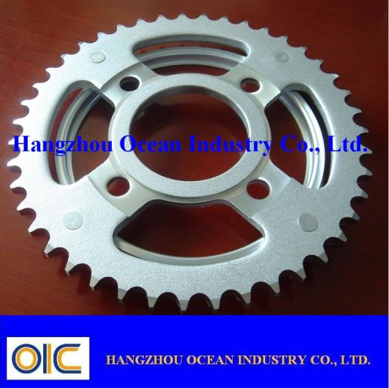 Motorcycle Sprocket for Titan pictures & photos