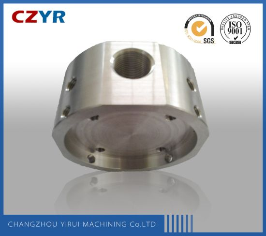 CNC Machining Chrome-Plating Clamp Base pictures & photos