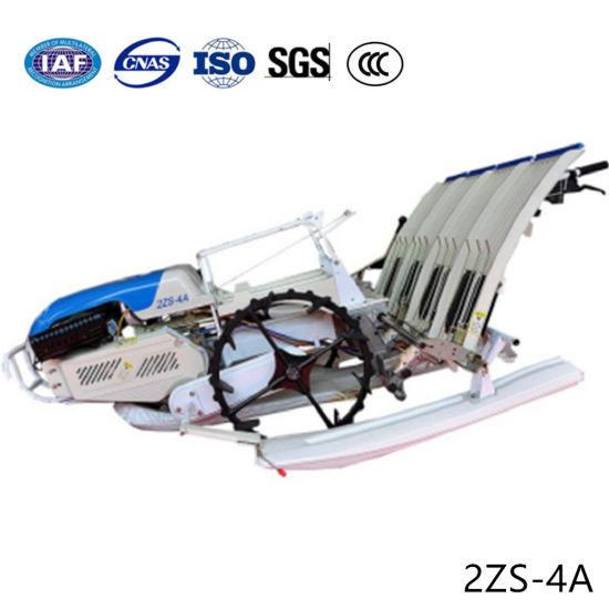 Agricultural Manual Farm Paddy Rice Transplanter Seeding Machine pictures & photos
