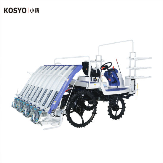 High Efficiency Farm Machinery Kosyo Paddy Transplanter pictures & photos