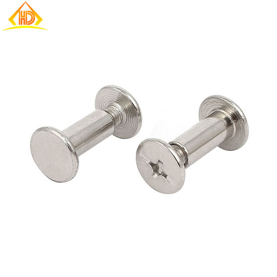 Stainless Steel Flat Head Socket Drive Binding Post Screws pictures & photos