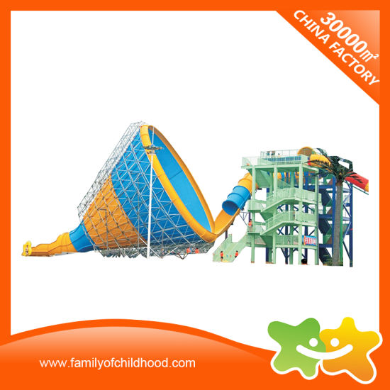 Big Horn Speed Water Slides Playground Equipment for Sale pictures & photos
