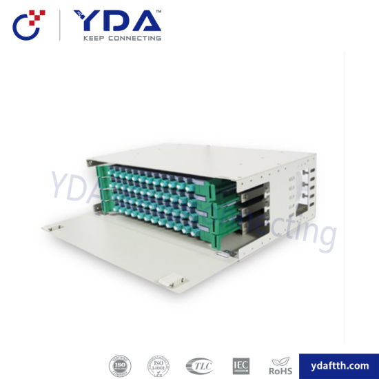 Chinese Factory High Quality Fiber Optic Cross Connect Cabinet pictures & photos