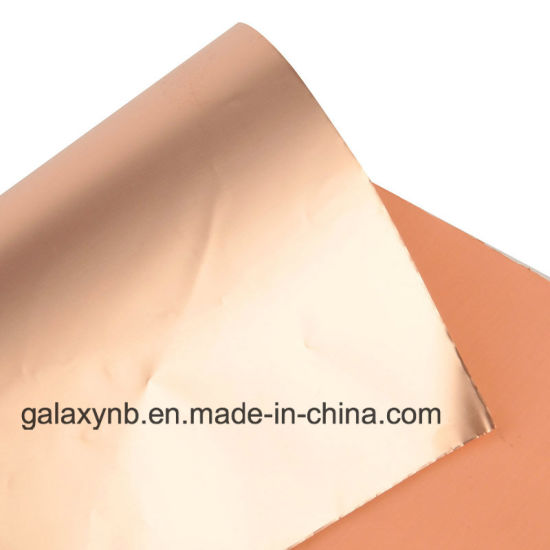 High Quality&High Strength Copper Foil pictures & photos