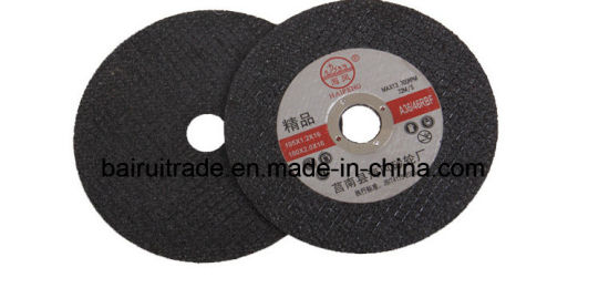 "Hot Sale 4"" Abrasive Cutting Wheel for Export pictures & photos"