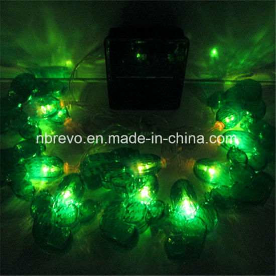 Solar Powered Festival Decorative String Light (RS1024A) pictures & photos