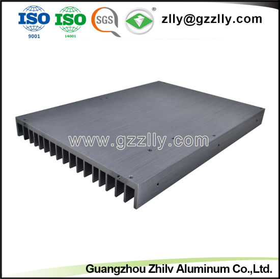 Building Material Aluminum Various Shape Heat Sink/Machine Equipment pictures & photos