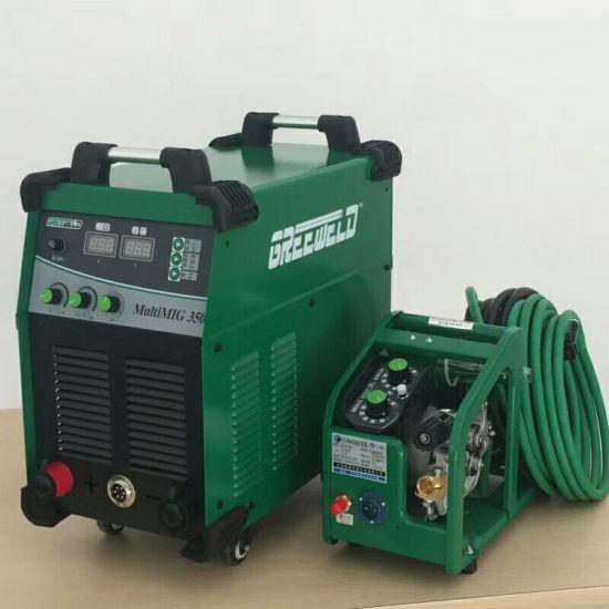 Digital Inverter CO2 Gas Shielded Welding Machine pictures & photos