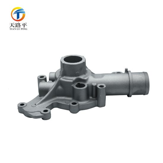 OEM Custom Mould Lost Wax Casting Mud Pump Housing / Shield Parts for Oil Industry pictures & photos