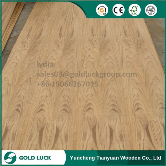 5mm Wood Veneer Fancy Plywood for Furniture pictures & photos