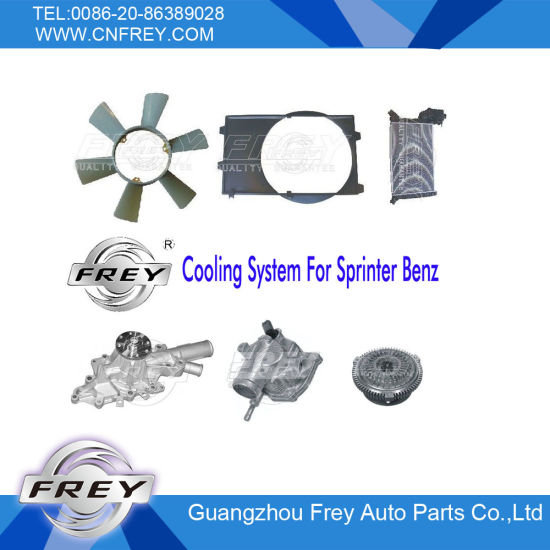 Auto Parts for Sprinter Mercedes-Benz Cooling System pictures & photos