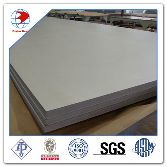 Hot Rolled Stainless Steel Sheet 316L No. 1 Finished pictures & photos