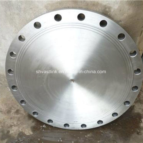 300 Series Stainless Polish Blind Flange with High Pressure pictures & photos