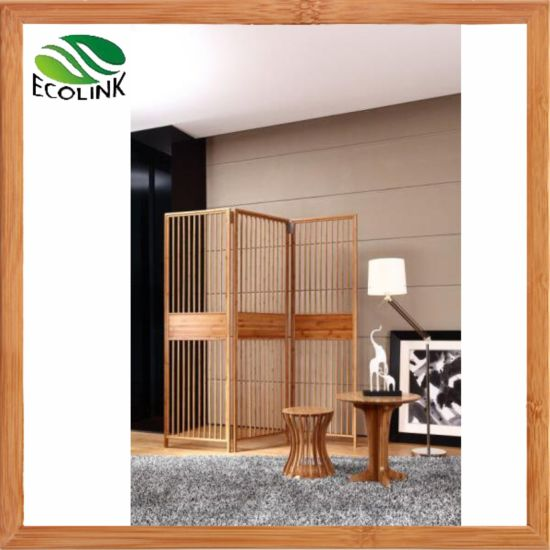 Bamboo Folding Screen Occasional Chair pictures & photos