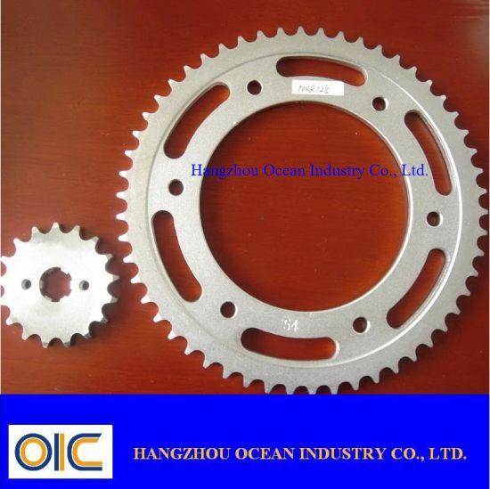 Motorcycle Sprocket Kit for India and Brazil Market pictures & photos