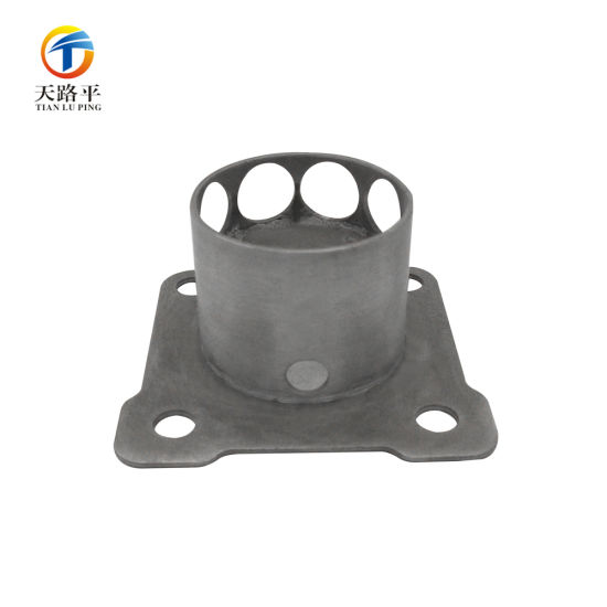 Die-Casting Aluminum A380 Equipment Bracket Fixed Seat pictures & photos