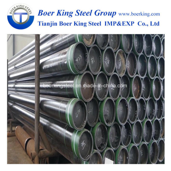 API 5CT L80 Seamless Carbon Steel Oil Casing Pipe Btc/Ltc/Stc Coupling pictures & photos