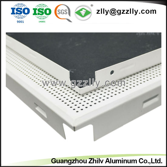 12 Years Experience Fireproof Soundproof Decorative False Aluminum Ceiling pictures & photos