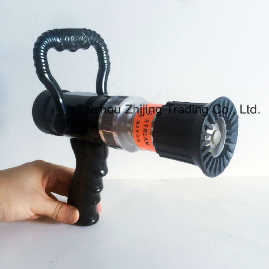 Spray Nozzle Fire Hose Nozzle Fire Jet Spray Fire Fighting Nozzle pictures & photos