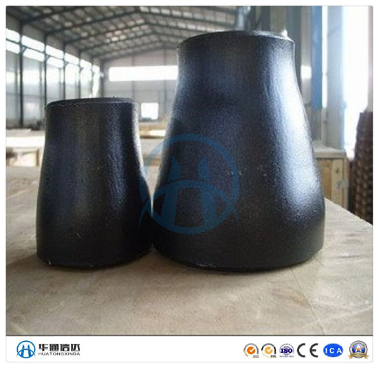 High Quality Carbon Steel Pipe Fitting Eccentric Reducer pictures & photos