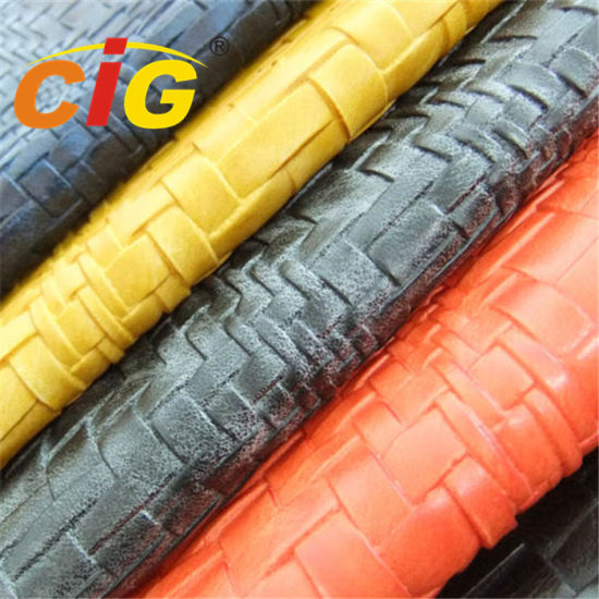 High Quality for PU Rexine for Handbag Wallet/Vinyl Fabric for Making Handbag/Bag Leather Raw Material pictures & photos