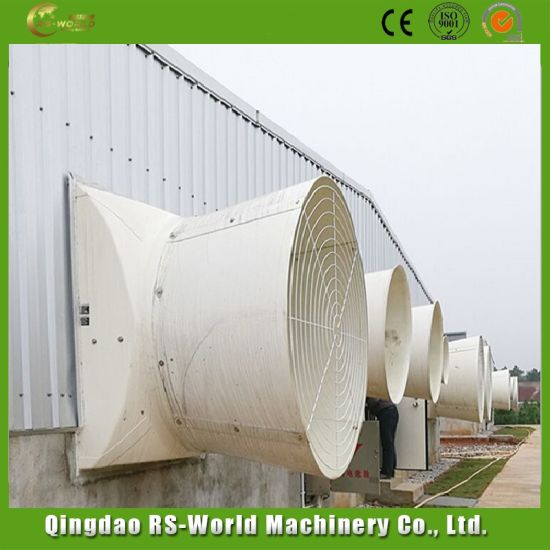Supply Fiberglass Cone Fan for Livestock Farm for Sale pictures & photos