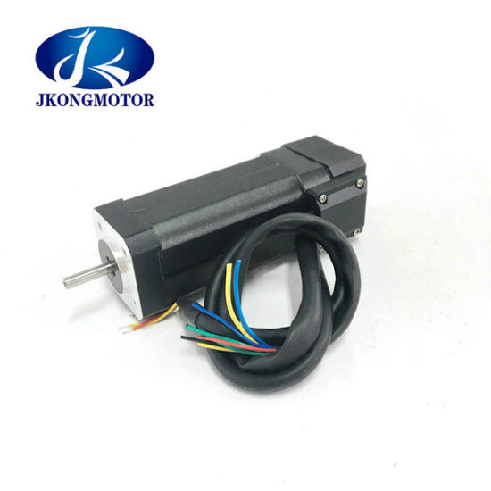 24V Brushless DC Motor 75W 100W with Encoder pictures & photos