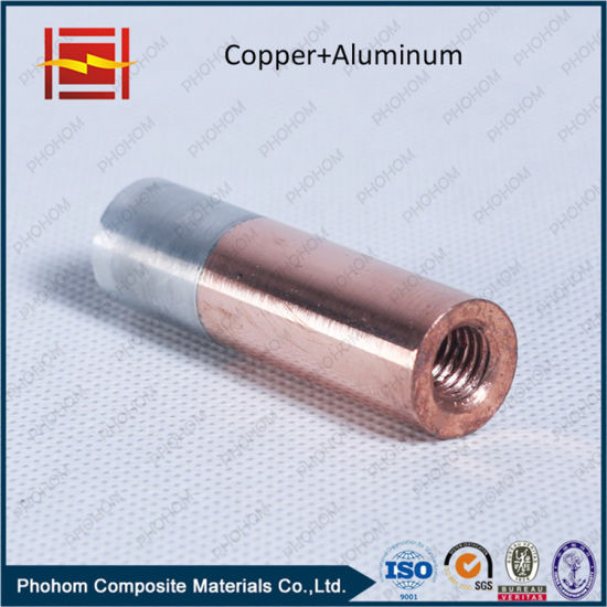 Factory Electrical Copper Aluminum Bar pictures & photos