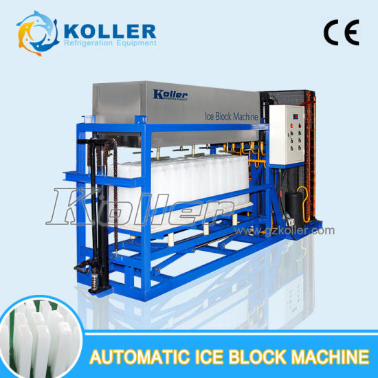 Koller 1ton to 20ton Automatic Ice Block Machine for Fish/Human Consumption pictures & photos