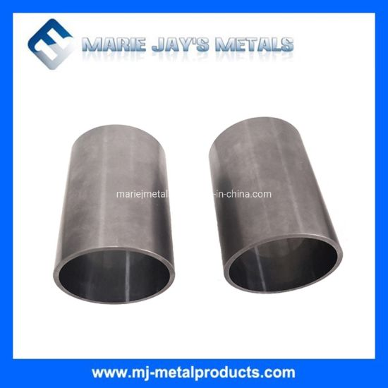 Spare Parts Tungsten Carbide Bushings Sleeves pictures & photos