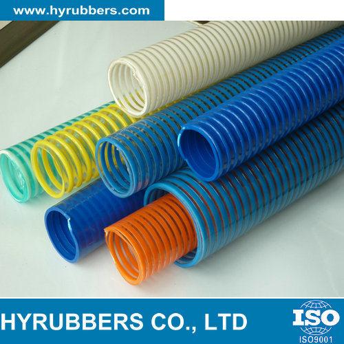 Flexible PVC Suction Hose Water Discharge Hose pictures & photos