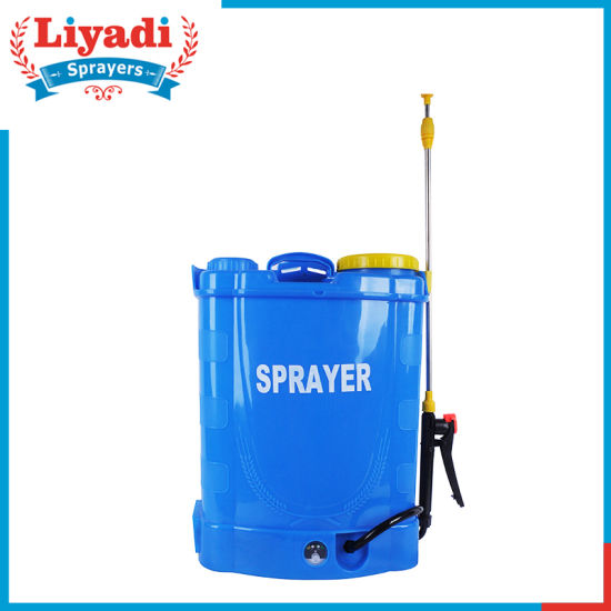 16L Knapsack Battery Power Sprayer pictures & photos