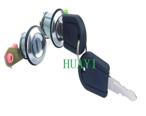 Isuzu L18 for Door Lock with Key QS318 pictures & photos