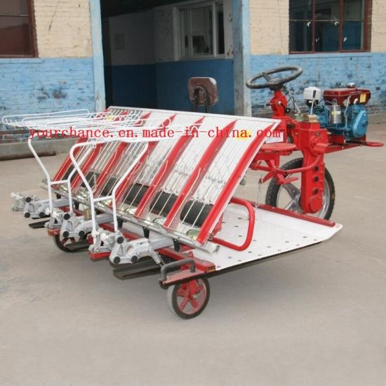 Hot Sale High quality 2z Series 6-10 Rows Riding Type Rice Transplanter with ISO Ce Certificate pictures & photos