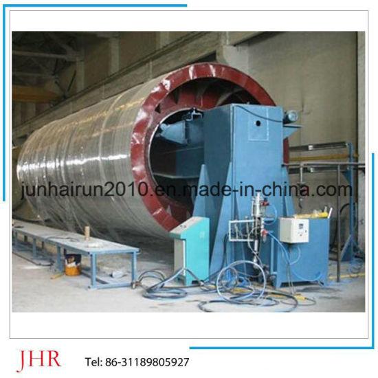 GRP Filament Winding Tank Mandrel pictures & photos