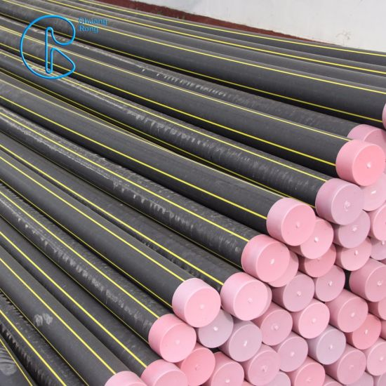 Pn16 PE100 Poly Gas Pipe pictures & photos
