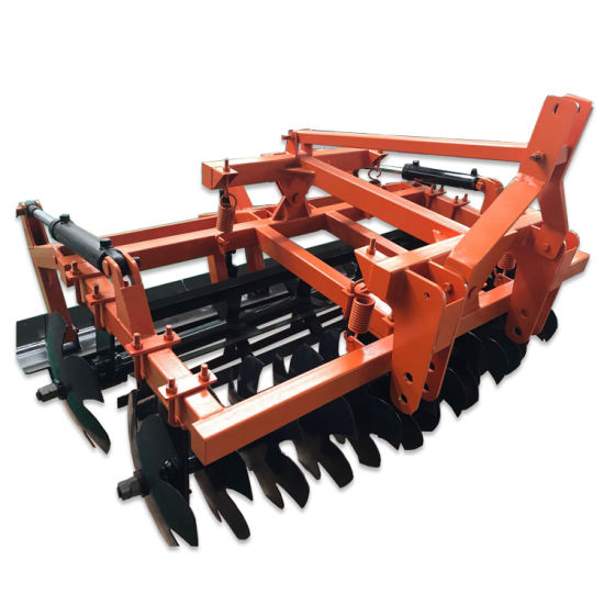 Tractor Drive Beating Engine Rotary Cultivator for Farm pictures & photos