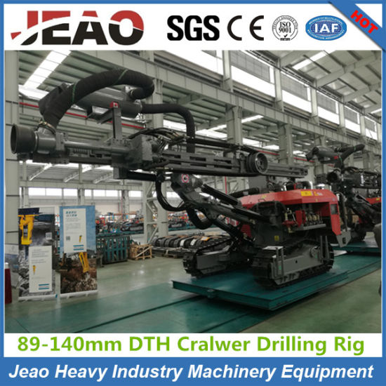 Hydraulic Crawler Down The Hole Drilling Rig for Mining and Quarry pictures & photos