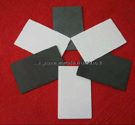High Purity Black and White Zro2 Zirconia Ceramic Plate/Zirconia Ceramic Substrate pictures & photos