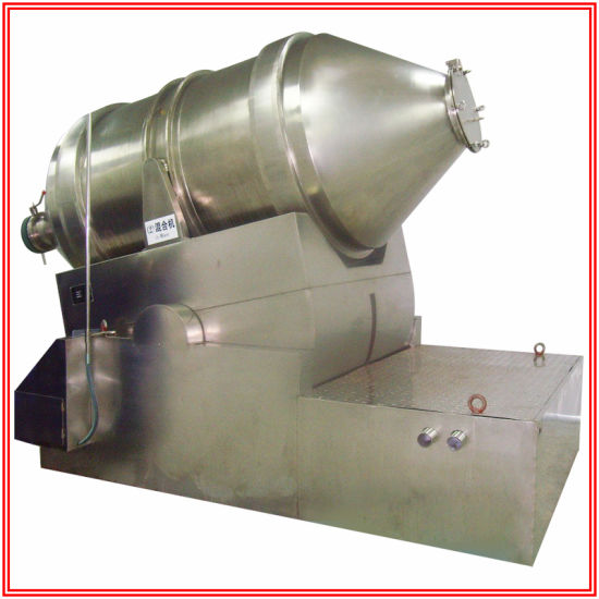 Big Capacity Rotary Drum Blender for Powder and Granule pictures & photos