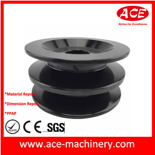 Pulley About CNC Machining of Pulley Hardware pictures & photos