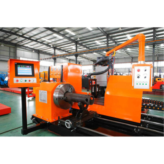 5 Axis CNC Pipe Profile Cutting Machine Cncxg1000 5 Axis pictures & photos