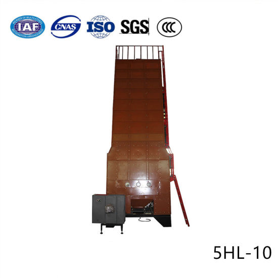 10 T Batch Tower Type Rape Seeds Cereal Dryer pictures & photos