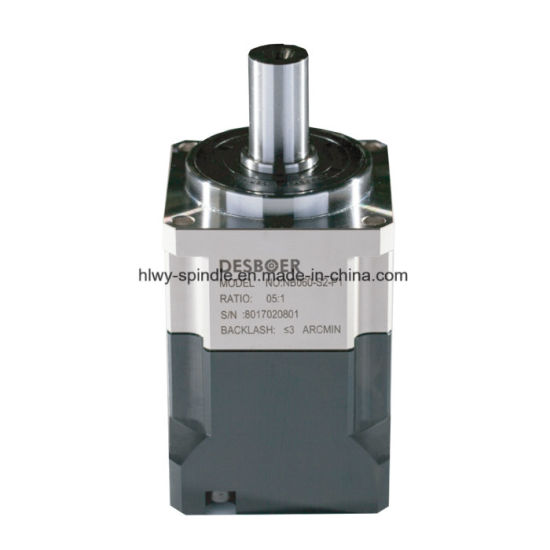 Planetary Gearbox Gear Reducer Ddouble-Step Radio 15-100 Backlash pictures & photos