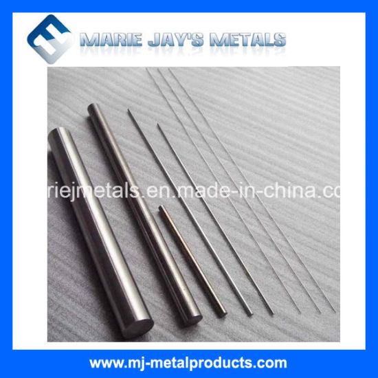 Good Wear Resistance Tungsten Carbide Rod for Cutting Tools pictures & photos