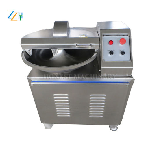 Full Automatic Meat Bowl Chopper / Meat Bowl Cutter pictures & photos