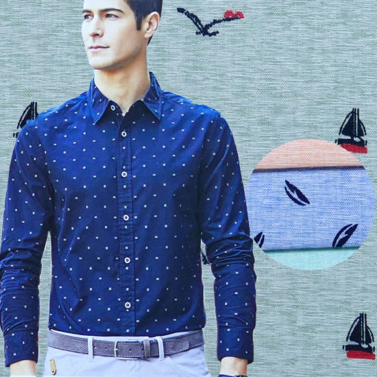 20%Cotton 80%Polyester Tc Shirt Fabric for Man pictures & photos