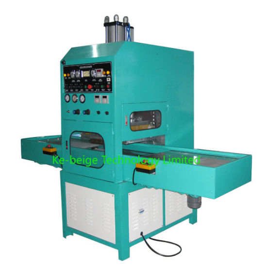 15kw High Frequency Welder with Cutting at The Same Time pictures & photos
