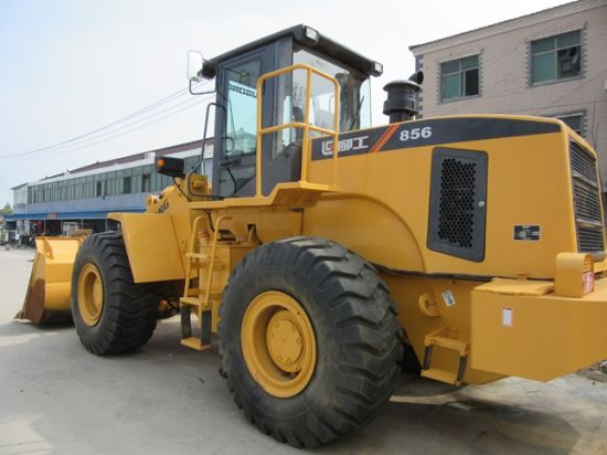 Used Liugong 856 Loader for Sale with Good Condition and Lower Price pictures & photos